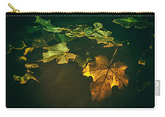 Falling Leaf  Carry-all Pouch