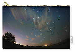 Falling Stars Carry-all Pouch by Karen Slagle