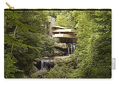 Residence Digital Art Carry-All Pouches