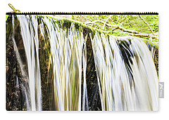 Falling Water Mirror Carry-all Pouch
