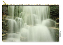 Falling Waters Carry-all Pouch by Roupen  Baker