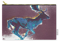 Fallow Buck Carry-all Pouch