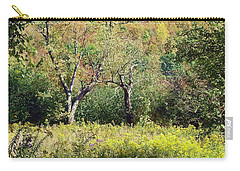 Fallow Meadow Carry-all Pouch