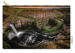 Falls At Palouse Carry-all Pouch