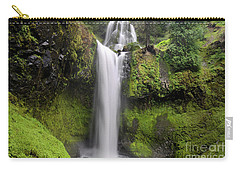 Falls Creek Falls In Washington  Carry-all Pouch