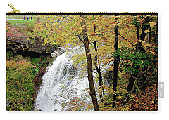 Falls In Autumn Carry-all Pouch