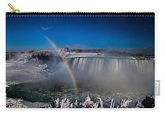 Falls Misty Rainbow  Carry-all Pouch