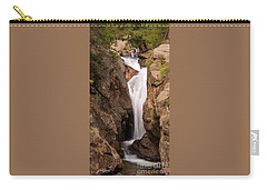 Falls On Falling River Carry-all Pouch