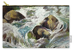 Falls Carry-all Pouch by Rae Andrews
