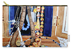 Family Jewels Carry-all Pouch