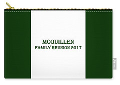 Family Reunion 2017 Carry-all Pouch