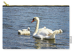 Family Time Carry-all Pouch by Alyce Taylor