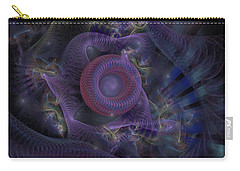 Fan Dancer - Fractal Art Carry-all Pouch