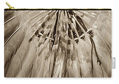 Fancy Dancer Male Sepia Carry-all Pouch