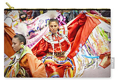 Fancy Shawl Dancers Carry-all Pouch