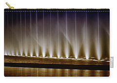 Fanfare Fountains Carry-all Pouch by Joseph Hollingsworth