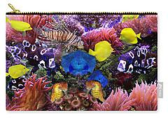 Fantasy Aquarium Carry-all Pouch