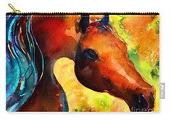 Fantasy Arabian Horse Carry-all Pouch