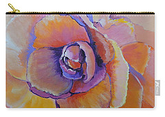 Fantasy Begonia Carry-all Pouch