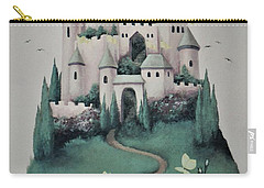 Fantasy Castle Carry-all Pouch