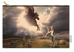 Fantasy Creatures 1 Carry-all Pouch