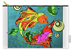 Fantasy Fish Carry-all Pouch
