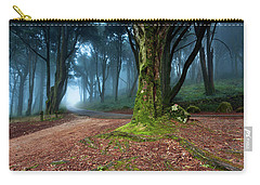 Carry-all Pouch featuring the photograph Fantasy by Jorge Maia
