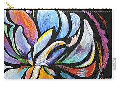 Fantasy Peony Carry-all Pouch