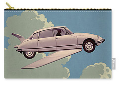 Fantomas 1965 - Right Panel Carry-all Pouch by Udo Linke