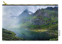 Carry-all Pouch featuring the photograph Far From The Crowd by Dmytro Korol