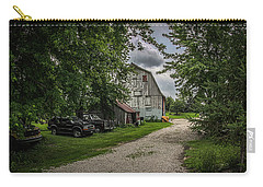 Farm Drive Carry-all Pouch by Ray Congrove