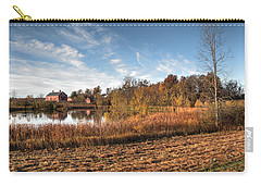 Farm Fall Colors Carry-all Pouch