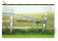 Farm Fence Carry-all Pouch