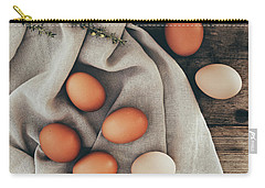 Carry-all Pouch featuring the photograph Farm Fresh by Kim Hojnacki