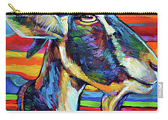 Farm Goat Carry-all Pouch
