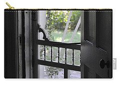 Farm House Screen Door Carry-all Pouch