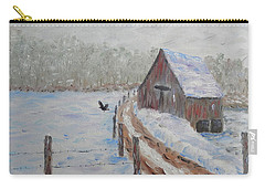 Farm Land Carry-all Pouch by Stanton Allaben