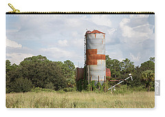 Farm Life - Retired Silo Carry-all Pouch