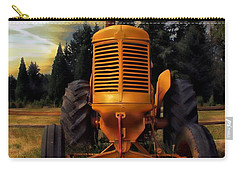 Carry-all Pouch featuring the photograph Farm On by Aaron Berg