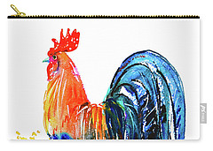 Farm Rooster Carry-all Pouch