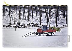 Farm Sleigh Carry-all Pouch