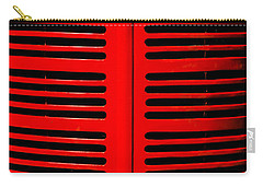 Farmall Grill Carry-all Pouch by Sherman Perry