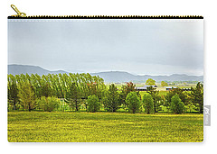 Farmers Crop Carry-all Pouch by Nancy Marie Ricketts