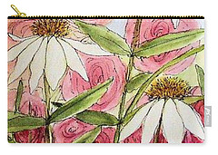 Farmhouse Garden Carry-all Pouch by Laurie Rohner