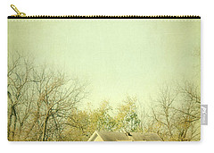Farmhouse In Arkansas Carry-all Pouch by Jill Battaglia