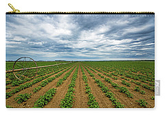 Farmland On The North Fork Carry-all Pouch
