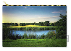 Farmland Waters Carry-all Pouch