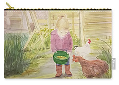 Farm's Life  Carry-all Pouch