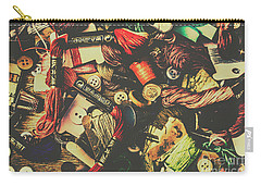 Fashion Designers Desk  Carry-all Pouch