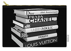 Fashion Or Fiction Carry-all Pouch